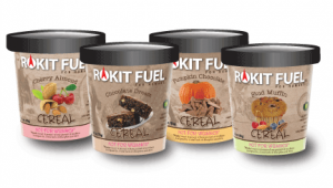 Rokit Fuel Cereal Cups Review