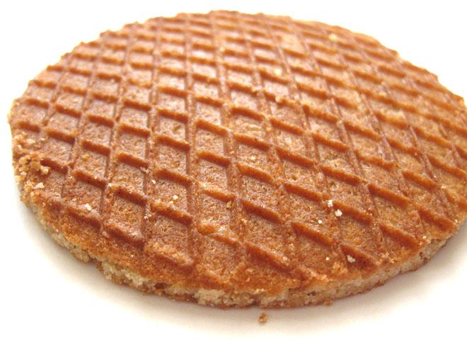 Honey Stinger Stroopwafel Waffle