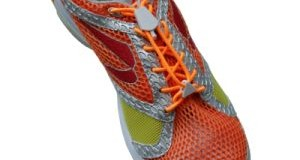 Newton Shoe - With Orange Yankz! Surelace