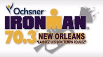 Ochsner Ironman 70.3 New Orleans Triathlon – Sunday, April 13, 2014